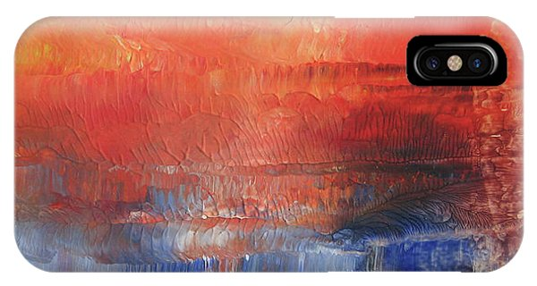 Vibrance Of Fall IPhone Case