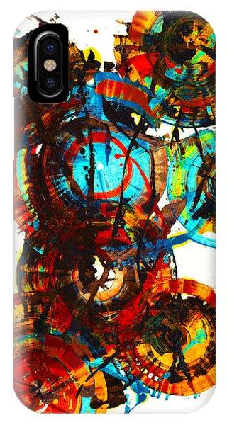 Vibrant Sphere Series 995.042312vsx2 IPhone Case