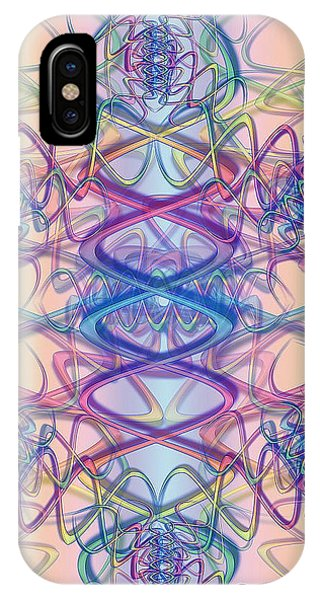 Vibrations IPhone Case
