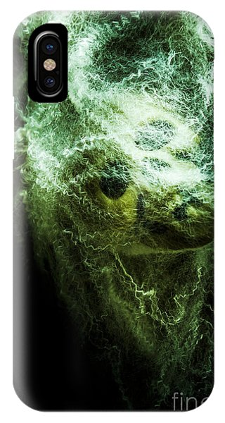 Sinister iPhone Case - Victim Of Prey by Jorgo Photography - Wall Art Gallery
