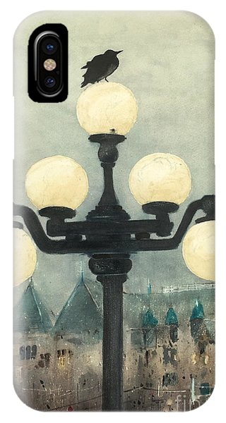Victoria Evening IPhone Case