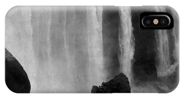 Victoria Falls - C 1911 IPhone Case