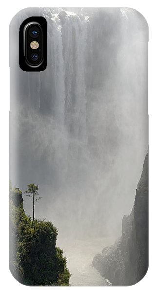 Victoria Falls No. 2 IPhone Case