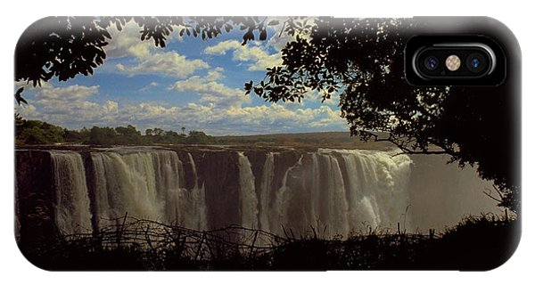 Victoria Falls, Zimbabwe IPhone Case