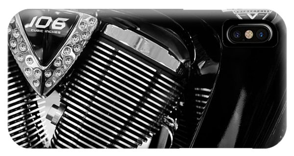 Victory Bw V1 IPhone Case