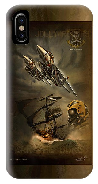 Victory Cats IPhone Case