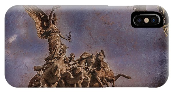 London, England - Victory IPhone Case