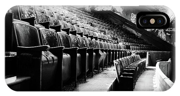 Victory Theatre, 1920-1979 Phone Case by JMerrickMedia