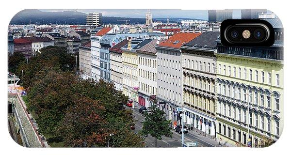 Vienna Beltway IPhone Case