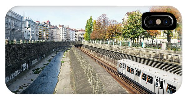Vienna Canal IPhone Case