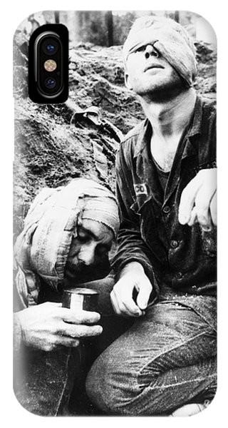 Vietnam War Medic 1966 Phone Case by Granger