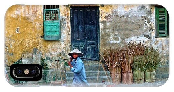 Vietnamese Street Food Sound IPhone Case