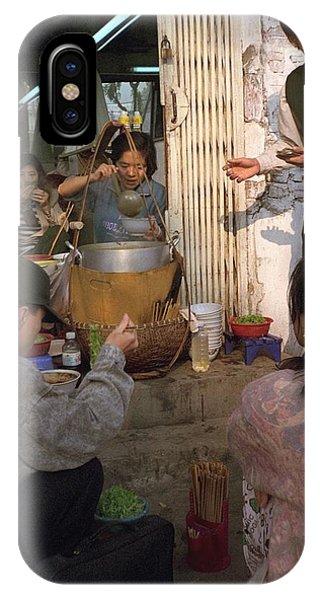Michel Guntern iPhone Case - Vietnamese Street Food by Travel Pics