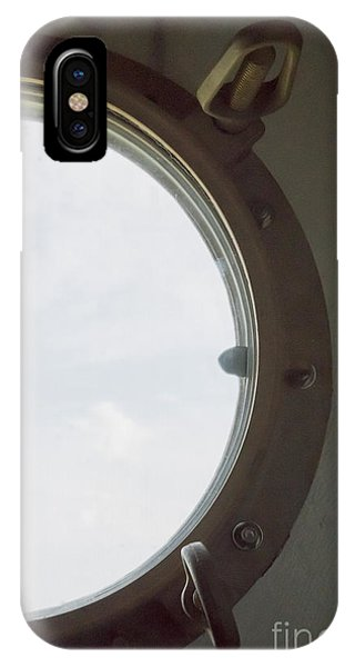 iPhone Case - View At Sea I by Margie Hurwich