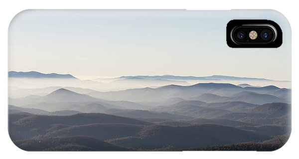 View From Blood Mountain IPhone Case