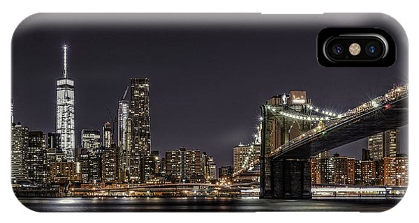 View From Brooklyn Bridge Park IPhone Case