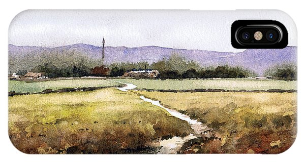 iPhone Case - View From Norland Moor by Paul Dene Marlor