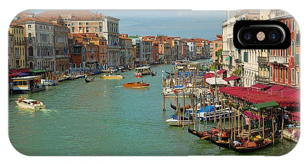 View From Rialto Bridge IPhone Case