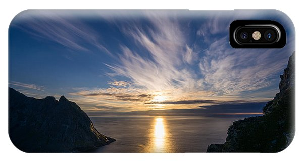 IPhone Case featuring the photograph View From Ryten by James Billings