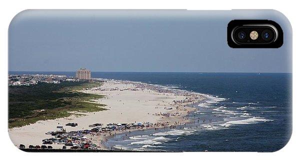 View Of Brigantine IPhone Case