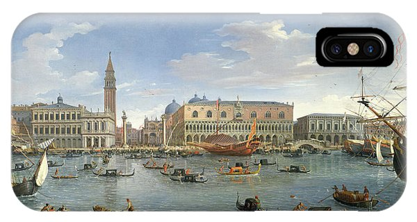 View Of Venice From The Island Of San Giorgio IPhone Case