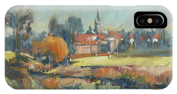 iPhone Case - View To Elsloo by Nop Briex