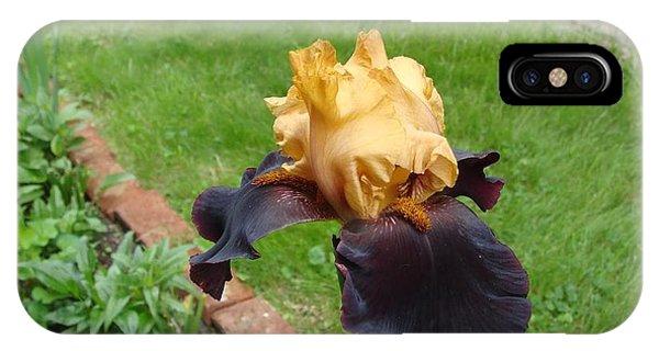 Vigilante Iris IPhone Case