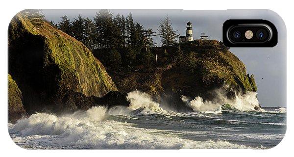 Vigorous Surf IPhone Case