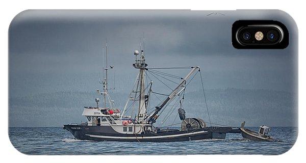Viking Tide IPhone Case