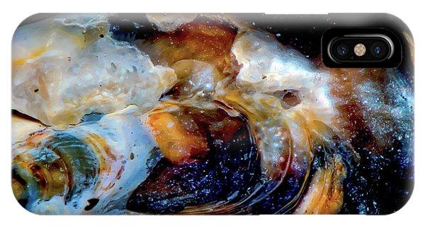 Vilano Sea Shell Constellation IPhone Case