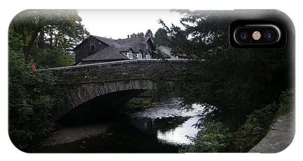 Village Bridge IPhone Case