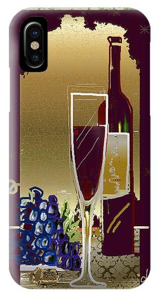Vin Pour Une IPhone Case