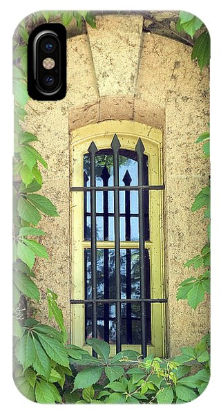 Vined Window I IPhone Case