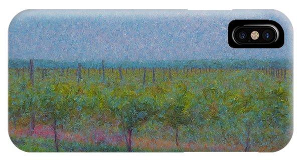 Vines In The Sun IPhone Case