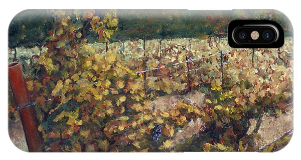 Vineyard Lucchesi IPhone Case