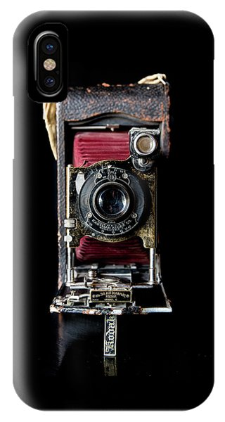 Vintage Bellows Camera IPhone Case