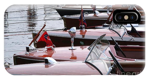 Vintage Boats IPhone Case