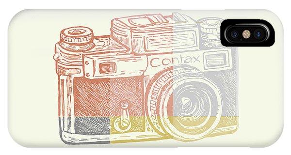 Vintage Camera iPhone Case - Vintage Camera 2 by Brandi Fitzgerald