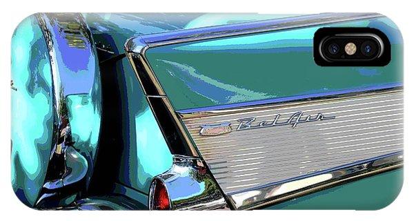 Vintage Chevrolet Belair IPhone Case