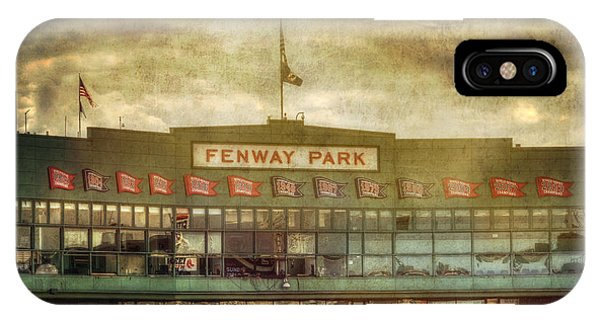 Vintage Fenway Park - Boston IPhone Case
