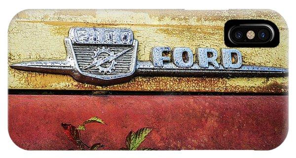 Vintage Ford Logo IPhone Case