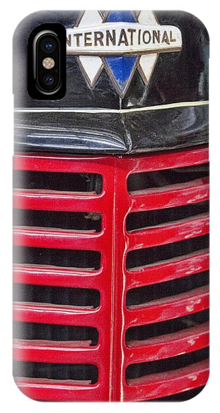 Vintage International Truck IPhone Case