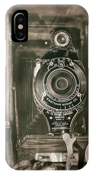 Vintage Kodak Camera IPhone Case