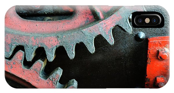 iPhone Case - Vintage Machinery 4 by Bob Christopher