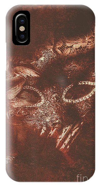 Event iPhone Case - Vintage Masquerade by Jorgo Photography - Wall Art Gallery