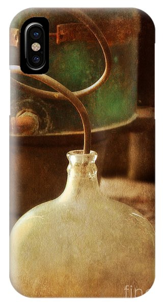Vintage Moonshine Still IPhone Case