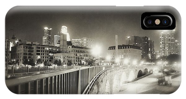 Vintage Night Lights IPhone Case
