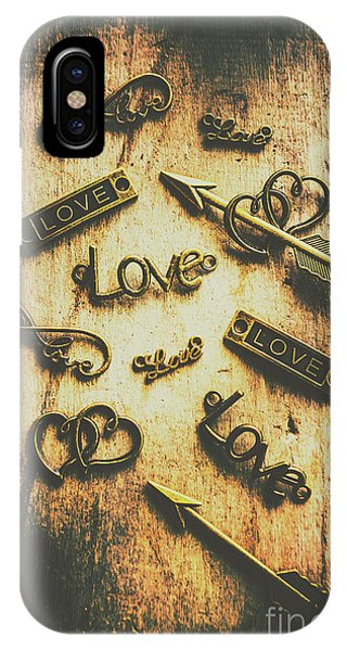 Jewelery iPhone Case - Vintage Romance by Jorgo Photography - Wall Art Gallery