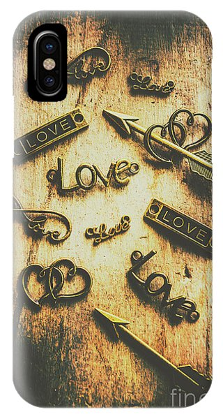 Stylish iPhone Case - Vintage Romance by Jorgo Photography - Wall Art Gallery