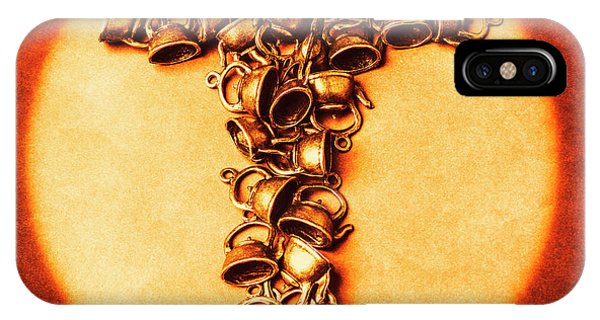 Kettles iPhone Case - Vintage Tea Shop Sign by Jorgo Photography - Wall Art Gallery